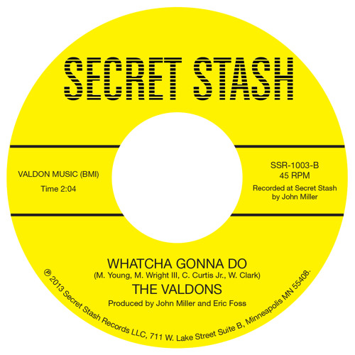 "The Valdons ""Whatcha Gonna Do"""