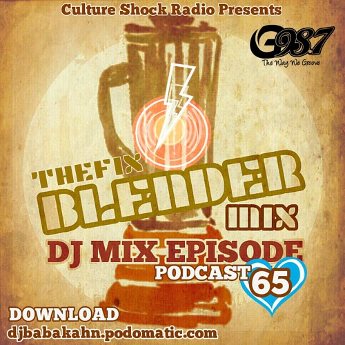 Episode 65 Wrath of Kahn DJ Mix(Blender Mix)