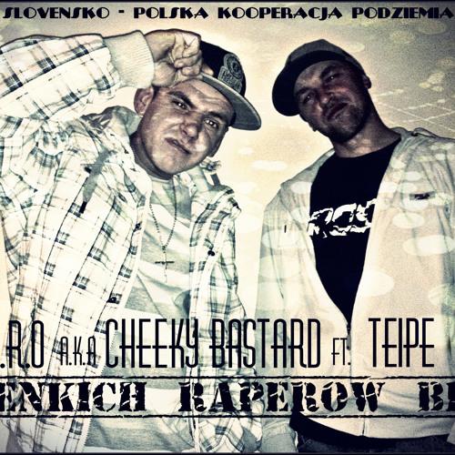 TEIPE (PL) ft. P.U.R.O (SK) - Cienkych raperov bije(i kick the shit rappers)Prod.TEIPE