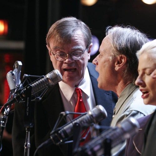 """A Prairie Home Companion"" Gives HN a Shout-Out"
