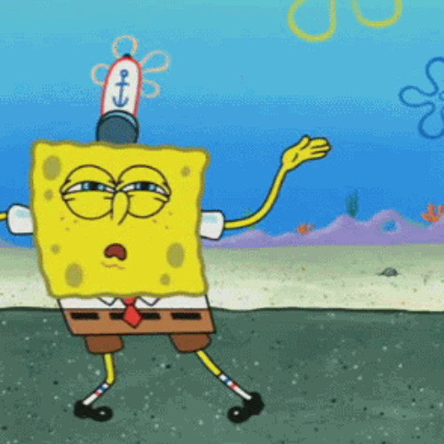 Spongebob in acid