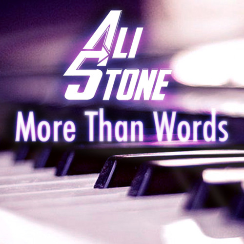 Ali Stone - More Than Words