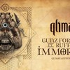 Gunz For Hire Ft. Ruffian - Immortal (Official Anthem  Qlimax 2013)