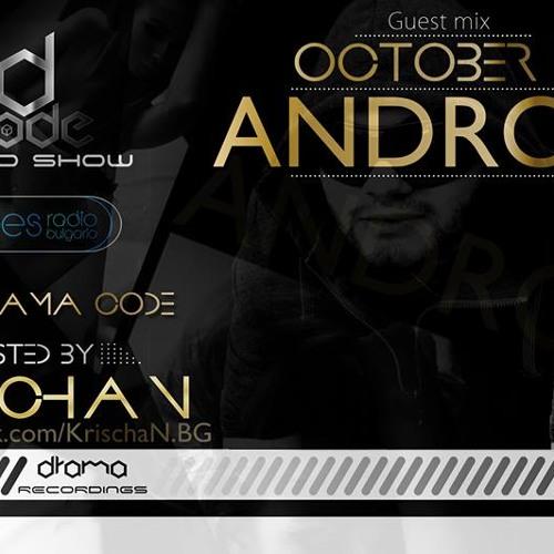 KrischaN - DramaCode Radioshow - Octeber 2013 Hostmix