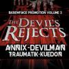 Skrewface Promo Mix CD Vol3 'The Devils Rejects' Ft: Annix / Devilman / Mr Traumatik / MC Kuedon
