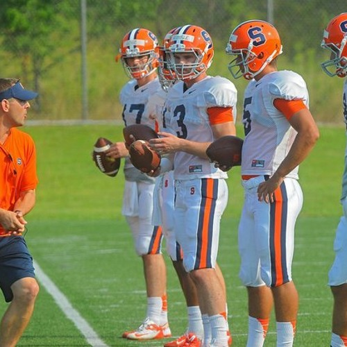 Call it a Wrap Extra: Syracuse's QB Battle
