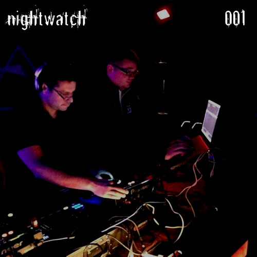 Nightwatch 001 - Rebound @ Studio 200 (2013-10-20)