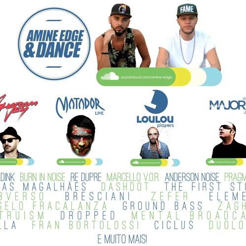 2013.10.05 - Amine Edge & DANCE @ Life Festival, Florianopolis, BR