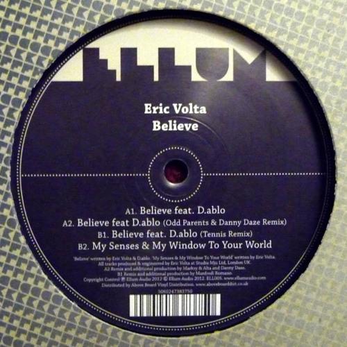 Eric Volta - My Senses & My Window To Your World