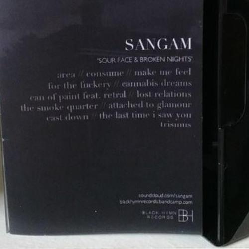 10 Sangam - Cast Down [BHR12] Cassette & Digi