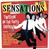 THE SENSATIONS 2nd ALBUM「Twistin' In The Shits Groovin' 」(ALL SONGS DIGEST)
