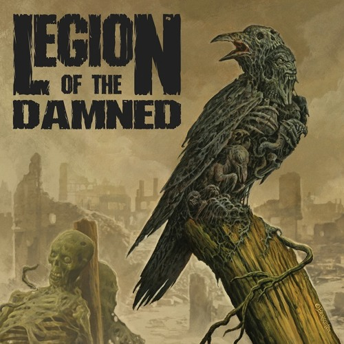 LEGION OF THE DAMNED - Summon All Hate