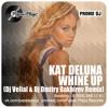 Kat De Luna And Elephant Man – Whine Up(Dj Velial & Dj Dj Dmitry Bakhirev Remix)(Radio)