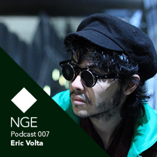 Eric Volta's NGE PODCAST recorded live at Chalet, Berlin 07.SEP.2013