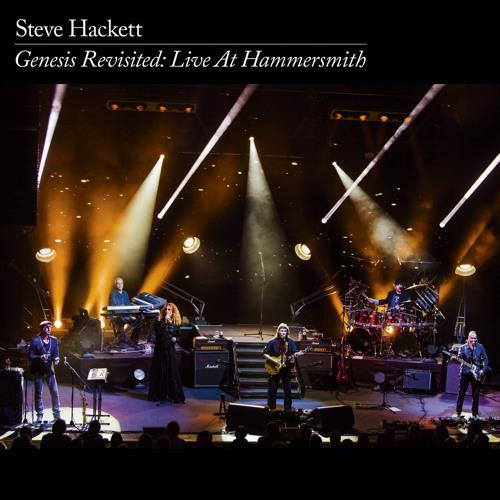 STEVE HACKETT - The Lamia (Live)