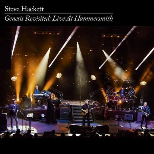 STEVE HACKETT - Dance On A Volcano (Live)