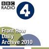 FrontRow: Peter Hall, Eddie Izzard, Seth MacFarlane 26 Nov 10