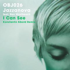 Jazzanova feat. Ben Westbeech - I Can See (Konstantin Sibold Remix) - Objektivity (Snippet)
