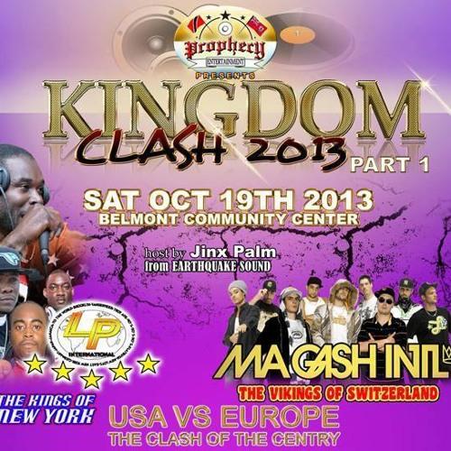 Ma Gash - Vs - LP - Trinidad - 2013 (merged audios)