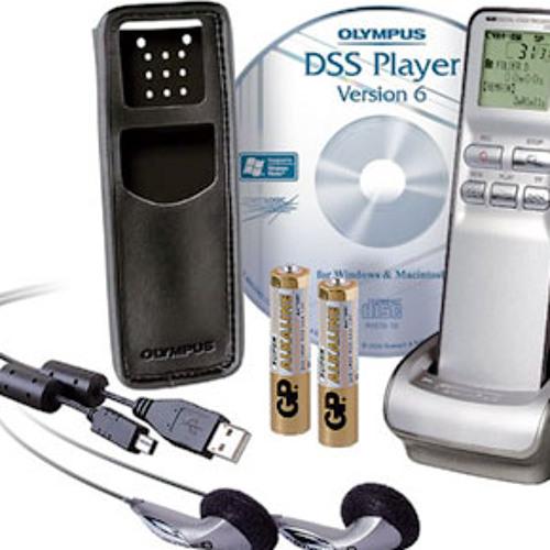 Olympus DS-2 Test 2 mics