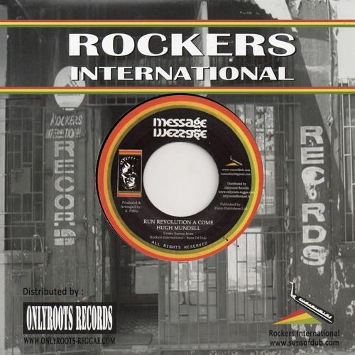"7"" THREE MEN IN A TRUCK BACK - DELROY WILLIAMS (A SIDE) [Rockers International] OR37"