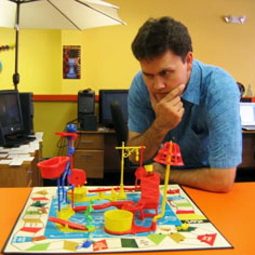 Jesse Schell Gaming Guru