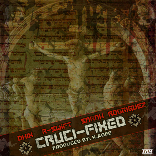 New Single Crucifixed DHix feat RSwift x Sarah Rodriguez