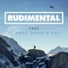 Rudimental - Free ft. Emeli Sandé & Nas