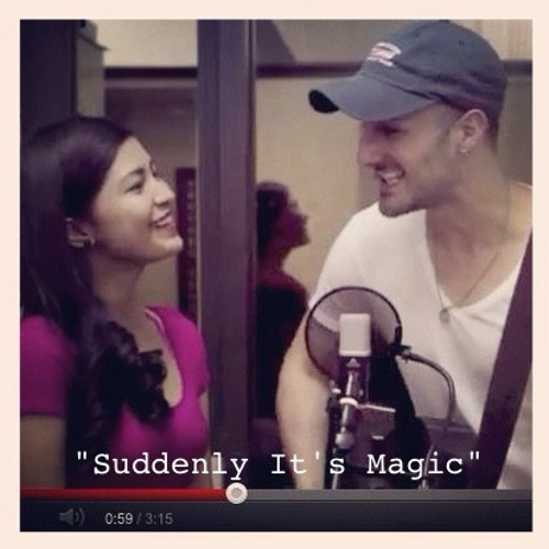Suddenly It's Magic - feat. Shane Tarun