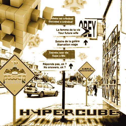 Hypercube - Artficial Intelligence (OUT NOW)