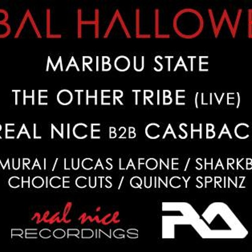 Tribecast 07 // From The Other Tribe DJ's (Halloween Treat)