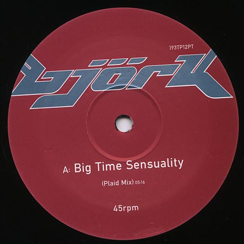 "Björk - ""Big Time Sensuality (Plaid Remix)"""