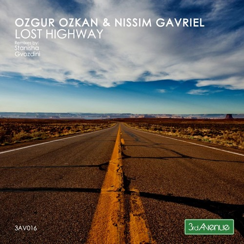 Ozgur Ozkan and Nissim Gavriel - Lost Highway (Preview) [3rd Avenue]