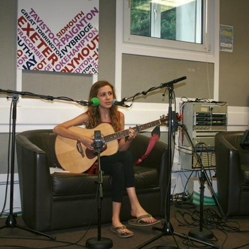 Kiera Osment. Live Session on BBC Introducing Devon.