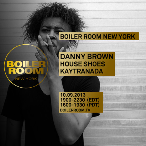 House Shoes 55 Minute Boiler Room NYC Mix