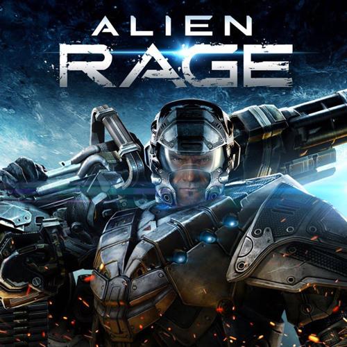 Alien Rage - Promethium Picnic