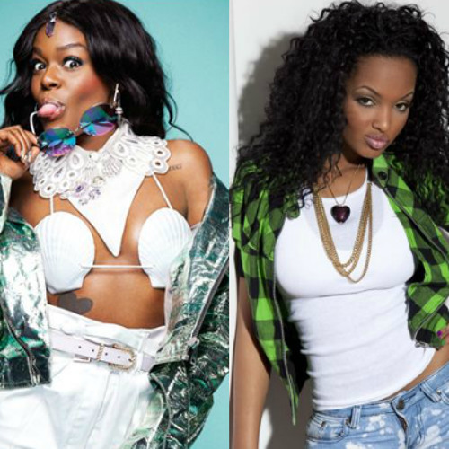 Lola Monroe feat Azealia Banks - Dark Red Lipstick Remix