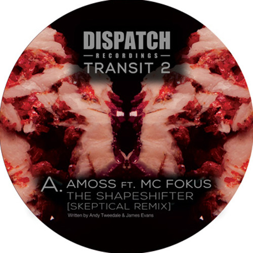 Amoss - The Shapeshifter [Skeptical Remix] - Dispatch Transit 2 (CLIP) - OUT NOW