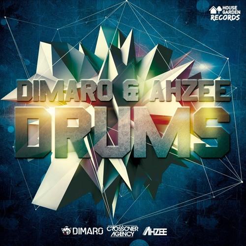 Hardwell & MAKJ & Dimaro & Ahzee - Countdown ( Drums )  Lewis V. EDIT