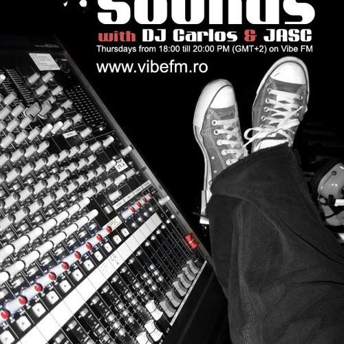Deep Sounds on Vibe FM with Dj Carlos & JASC 22.10.2013 (Part.1 Deep House)