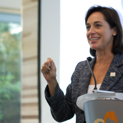 Karen DeSalvo at Health 2.0 New Orleans