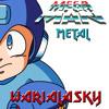 Mega Man 2 - Dr. Wily Stage 1/2 - Metal Remix