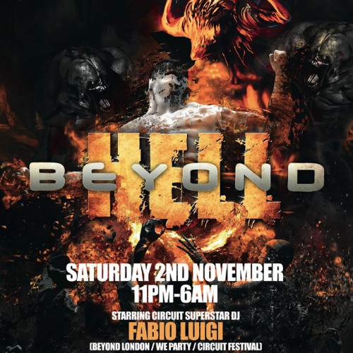 Beyond Hell mixed by DJ Fabio Luigi