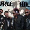 Dru Hill remix sleeping in my bed at Outdatrunk Studios Phoenix