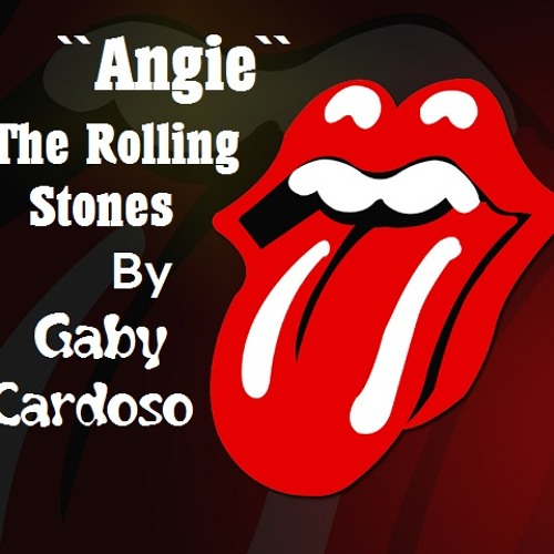 Angie (The Rolling Stones By Gaby Cardoso)