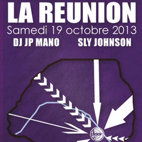 Sly Johnson & Dj JP Mano @ La Réunion, Djoon, Saturday October 19th, 2013