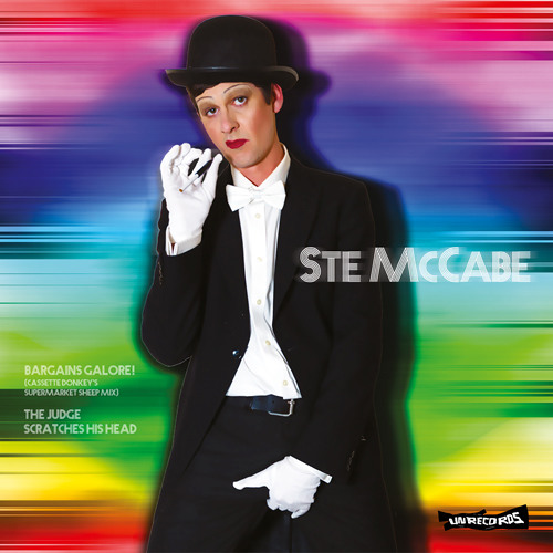 STE MCCABE - BARGAINS GALORE! (Cassette Donkey's Supermarket Sheep Mix)
