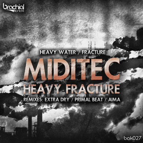 [BAK027] Miditec - Heavy Water (Original Mix) - OUT NOW!