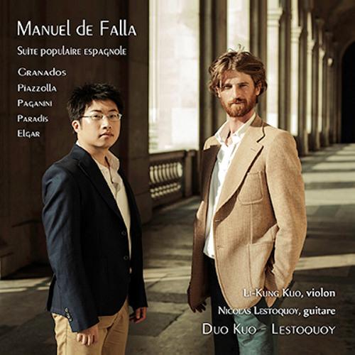 Violin (Li-Kung Kuo) & Guitar (Nicolas Lestoquoy) Duo