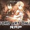 FRIKIRAP SWORD ART ONLINE - La Guerra Virtual - Keyblade